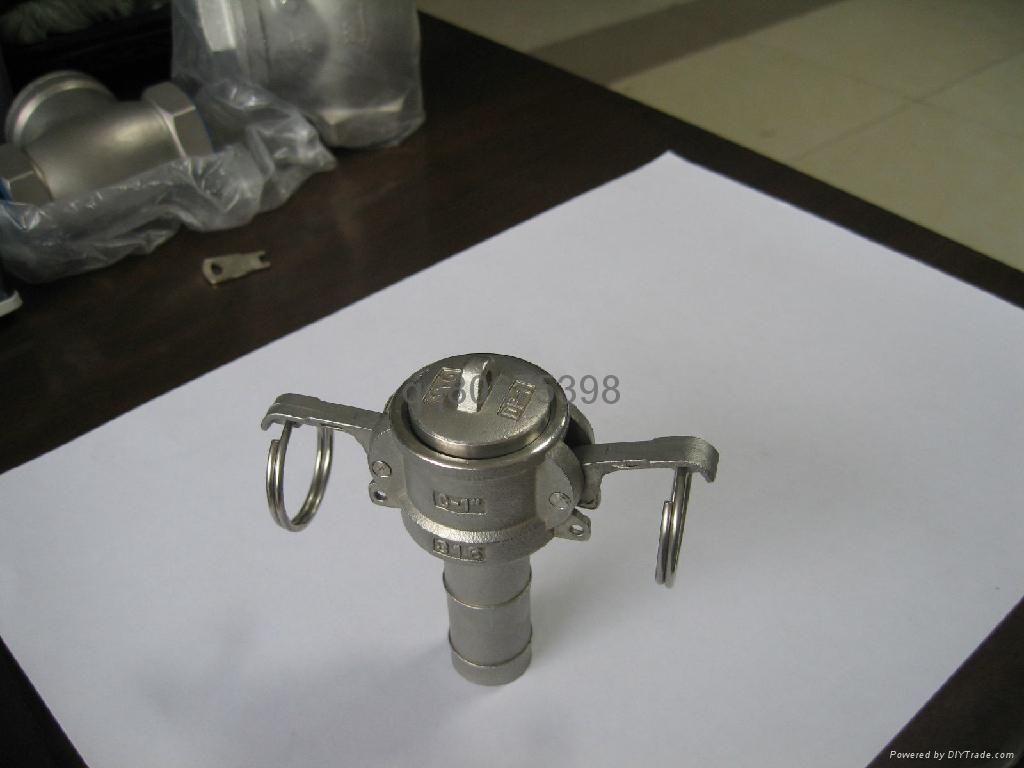 不鏽鋼精鑄件 5