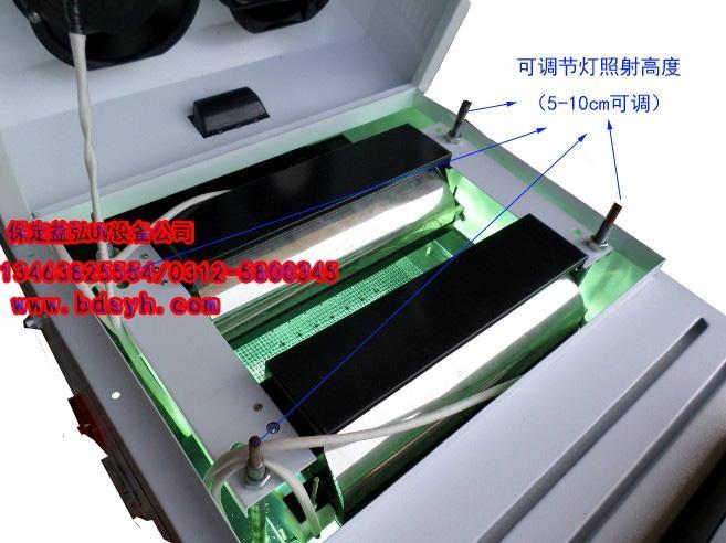 臺式輸送帶式UV光固機 4