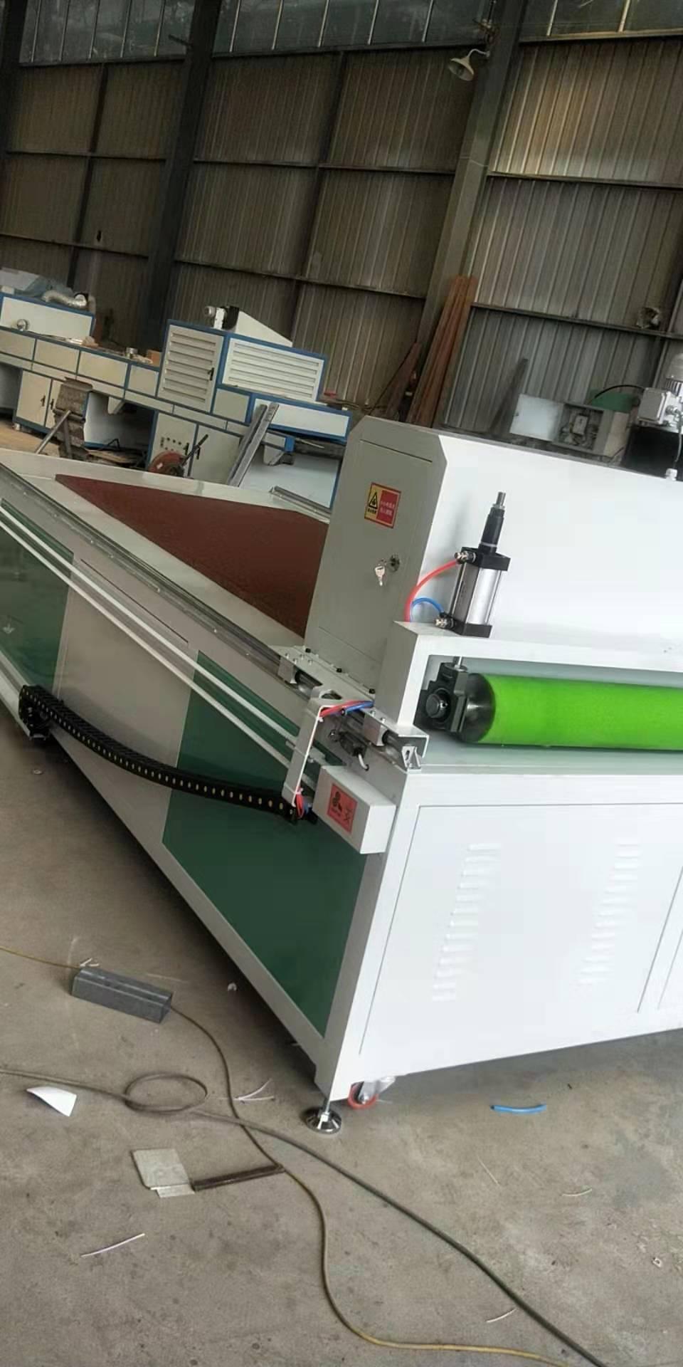 河北PVC光油机直供广告行业PVC光油机 2