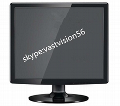 17-inch quad sreen CCTV Monitor with 1,280 x 1,024-pixel