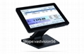 12-inch wide screen POS Display with
