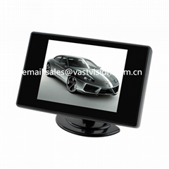 3.5 inch TFT car pc moni