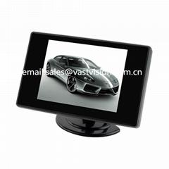 3.5 inch TFT car pc monitor