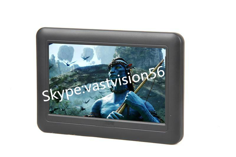 7-inch USB Powered LCD Monitor with 800 x 480 Pixels ,touch panel optional 1