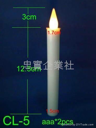 CL-5 電子蠟燭