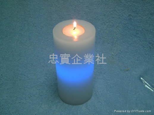 CL-5R1   可以外接線蠟燭燈
