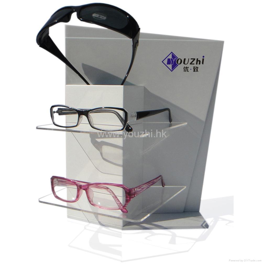 眼镜展示道具 2