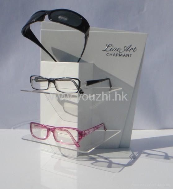 眼镜展示道具 3