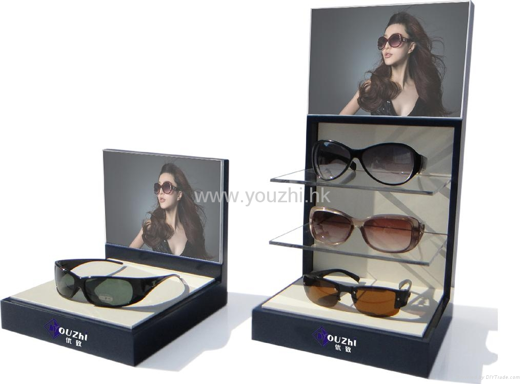 眼镜展示道具 1