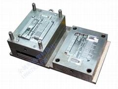 遥控器外壳模具