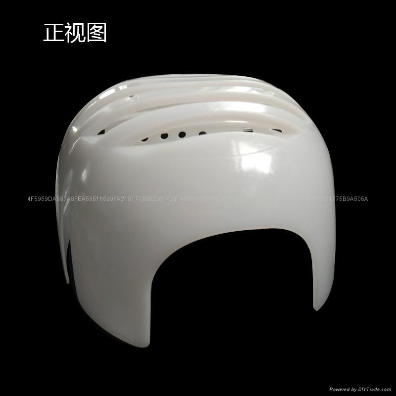PE標準塑料防震安全帽殼 1