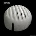 PE標準塑料防震安全帽殼 4