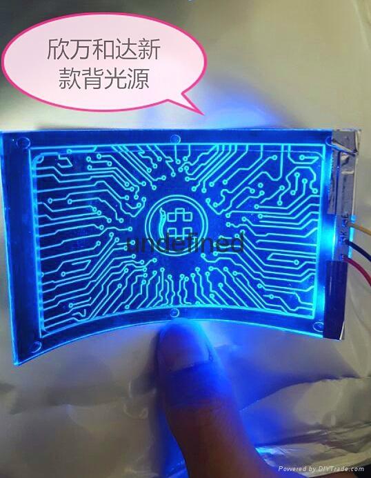 溫控器背光源WHD-8866 1