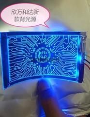 充电桩用背光源WHD-3203
