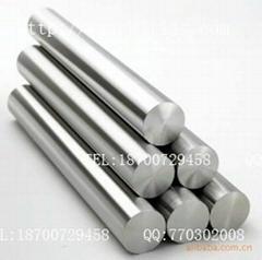 医用钛及钛合金高精度磨光棒H6-H9