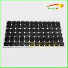 單晶硅太陽能板130W