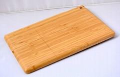 ipad air Retro Wood case cover - nature Bamboo case for ipadair