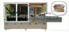 Preservative Film Roll wrapping Machine with paper box