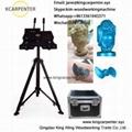 3d scanner for metal mold