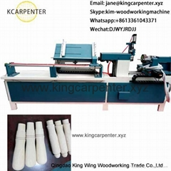 computer control wooden handle making machine CNC-T