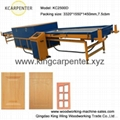 cheap vacuum membrane press machine with good quality