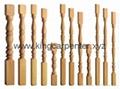 Baseball bat cnc wood turning lathe back knife wood lathes 2