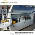 Full automatic edge banding machine