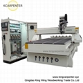 ATC 1325 cnc router machine for woodwork
