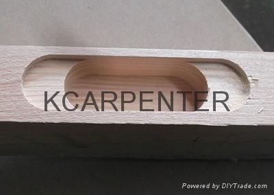 CNC mortiser wooden door hinge key hole lock hole mortising machine 3