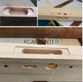 CNC mortiser wooden door hinge key hole lock hole mortising machine 5