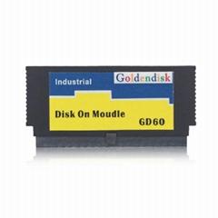 超長壽命電子硬盤IDE DOM 40PIN 16GB