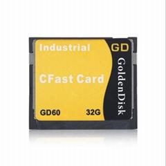 CFast卡最小固态硬盘CF-SATA SSD 16GB