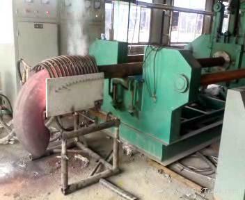elbow hot  forming hydraulic press machine  Гидравлический толкать система колен 1