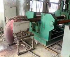 elbow hot  forming hydraulic press machine  Гидравлический толкать система колен
