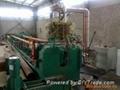 elbow hot  forming hydraulic press machine  Гидравлический толкать система колен 4