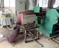 hydraulic machine for carbon steel elbow