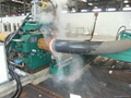 OD.2500mm 40mm thick carbon steel pipe bending hydraulic machine 5