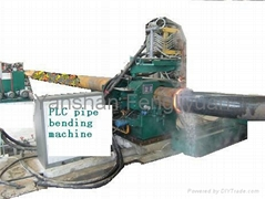 steel pipe and bar induction heating bending machine