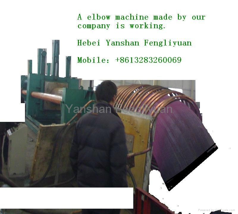 Гидравлический трубогиб bending machine for carbon and alloy steel pipe and tube 1