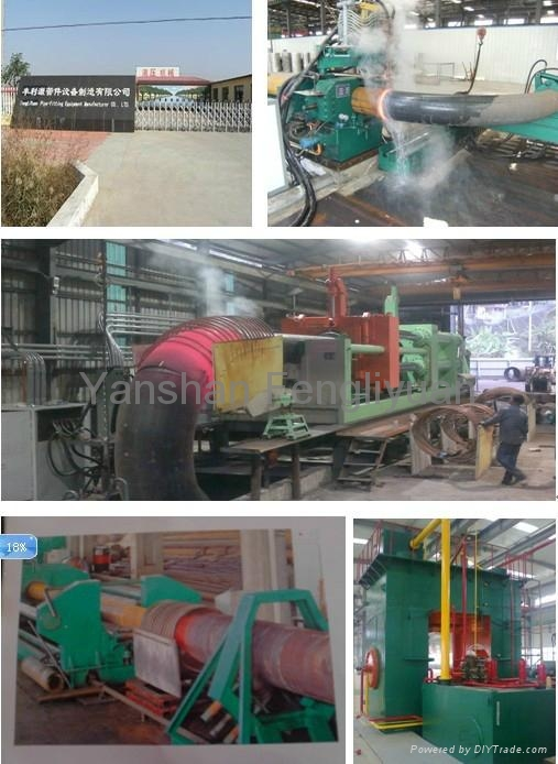 Гидравлический трубогиб bending machine for carbon and alloy steel pipe and tube 2