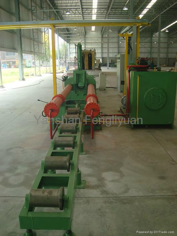 carbon steel pipe and tube induction expanding machine 2