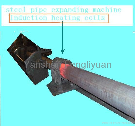 carbon steel pipe and tube expanding machine 5