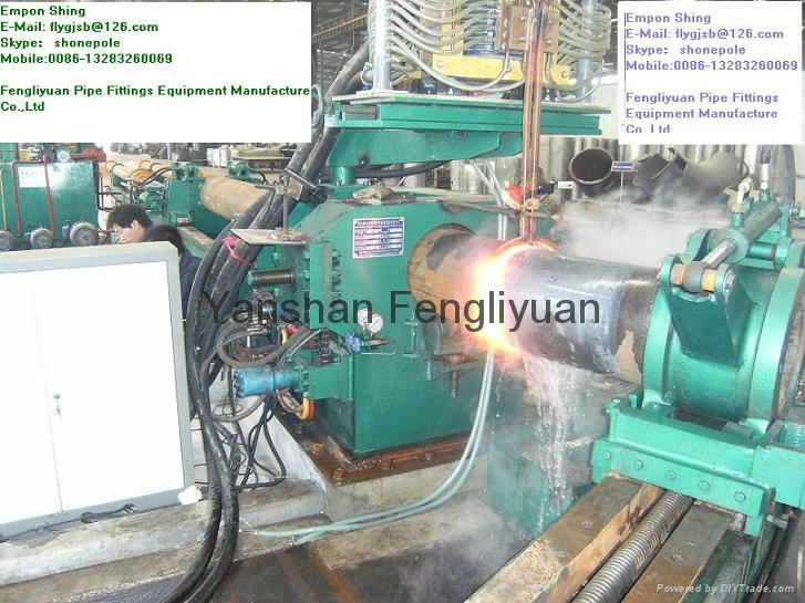 Гидравлический трубогиб bending machine for carbon and alloy steel pipe and tube 4