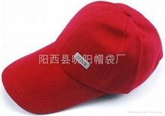 广州晓阳帽厂供应帽子,棒球帽子,鸭舌帽子 太阳帽子