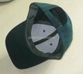 陽西曉陽帽袋廠供應純棉光身高檔棒球帽鴨舌帽 2