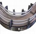 天津非标设备链板输送机