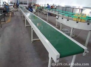 天津迪捷中型皮带输送机 1