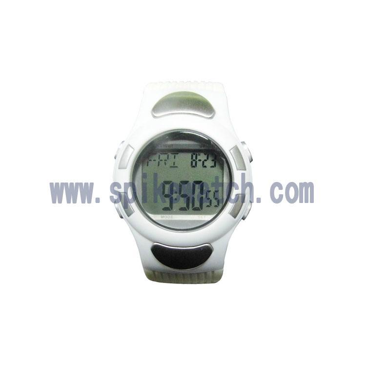 时霸防水测心率手表 1