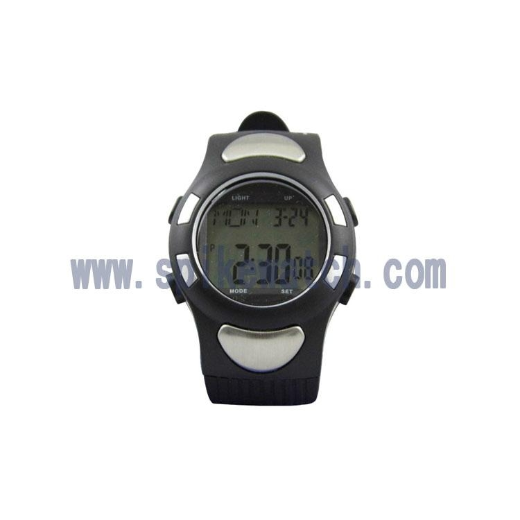 时霸防水测心率手表 2