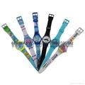 時霸創意swatch廣告禮品手錶 2